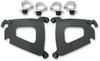 Memphis Shades Bullet Fairing Hardware for VTX1300C '04-09 w/ Exposed Forks -Black