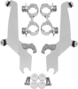 Memphis Shades Fats/Slim No-Tool Windshield Mounting Hardwarefor Shadow 1100 '87-96