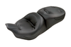 Mustang Seats Regal One-Piece Seat for Harley Davidson Touring Models 2008-Up -No Studs