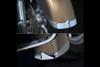 National Cycle Cast Fender Tips for FLHRS '04-07, FLHX '06-12 & FLTR '00-13 2-Piece Front Fender Set