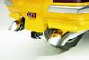 Crusher Performance Turndown Exhaust Extensions for '01-16 Honda GL1800 Models