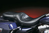 LePera Sorrento Seat for '02-07 FLHR Stitch 2-Up Full Length