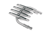 Drag Specialties Streamliner Luggage Rack for '99-08 FLHT/FLHR/FLTR, '06-08 FLHX Without Tour Pack & Must Relocate License Plate