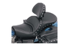 Saddlemen Explorer Special for C50 '05-08 Leather With Driver Backrest