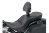 Saddlemen Explorer Seat for '00-05 FXST & '00-05 FLST (Except FXSTD/FLSTN) With Driver Backrest