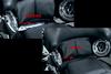 Kuryakyn Pad & Filler Panel  for '97-13 H-D Touring w/ Kuryakyn Adjustable Tour-Pak Relocator (P/N 8973)