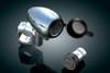Kuryakyn Power Point  Handlebar Lighter/Power Source for 1.25&#34 Handlebars