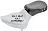 Mustang Sport Rear Seat for Softail FXST '06-17 & Fat Boy FLSTF '07-17  w/ 200mm Wide Tire -Studded