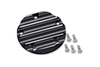 Covingtons Points Cover for '99-Up Twin Cam Models -Black
