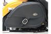 Saddlemen Rigid-Mount Specific-Fit Teardrop Saddlebags for FXST/FLST (exc. FXSTD/FLSTF/FLSTN/FLSTB w/ OEM high exhaust)  '84-Up Drifter