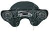 Hoppe Industries Sportzilla Fairing w/ Stereo Receiver for '00-Up FLSTC/FLSTF Models w/ OEM Quick Detach Windshields
