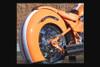 Baron Custom Gangster Fenders for Road Star  1600/1700   '99-07 Rear Fender