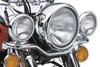 Cobra Steel Lightbar with Spotlights for Road Star