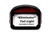 Cycle Visions Eliminator LED Taillight/License Plate Frame -FLSTC '00-Up -Black