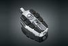 Kuryakyn Male Mount Pegs Zombie Footpegs  -Pair Does not fit the Sportster 48, 72  & '11-12 XL1200C Models