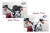 National Cycle Flyscreen Windshield for America '02-06 -Light Tint