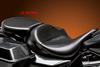 LePera Aviator Deluxe Pillion Seat for Harley Davidson Touring Models 2008-Up (Rear for Aviator Solo)
