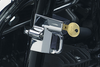 """Kuryakyn Helmet Lock -Clamp-On/Tubing Mounted for 1.25"""" to 1.5"""" Tubing  (for Engine Guards, Frames etc.)"""