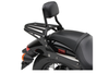 Cobra Flat Laser-Cut Luggage Rack for Vulcan 1500D/E/N  '96-08 (Fits Cobra bars only)-Black DOES NOT INCLUDE SISSY BAR