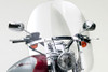 National Cycle SwitchBlade Windshield for FXCW/FXCW Rocker/Custom '08-09 - Two-Up Style