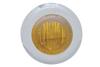 Pro One Mini Marker LED Lights -Amber LED w/ Amber Lens (each)