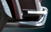 Kuryakyn Chrome Rear Bumper  Accents for '09-14 FLHTCUTG & '10-11  FLHXXX -Pair