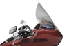 "Klock Werks 16"" Flare Windshield  for '98-13 FLTR & FLTRX Models -Tinted"