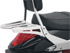 Cobra  Flat Laser-Cut Luggage Rack for Sabre/Stateline 1300 '10-up (Fits Cobra bars only)