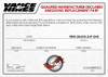 Vance & Hines Deluxe Slip On Mufflers Fits '09-21 Harley Tri-Glide, Street Glide Trike