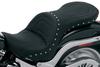 Saddlemen Explorer Special Seat for '04-05 Dyna Glide (Except FXDWG) -Without Driver Backrest