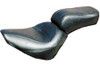 Mustang  One-Piece Original Seat  for all Softails '00-06 WITH a 150mm Rear Tire -Plain/Vintage