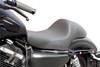 Saddlemen Americano Cafe Seat for '04-Up XL Models w/ 3.3 Gallon Tank -Modern, Smooth