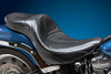 LePera Maverick Daddy Long Legs Seat for '06-Up FXST (exc. FXSTD, FXSTSSE) & '07-11 FLSTF w/ 200mm Tires