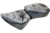Mustang One-Piece Wide Super Touring Seat for all Softails '00-06 WITH a 150mm Rear Tire -Regal/Pillow