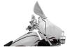 """Klock Werks 11.5"""" Flare Windshield  for '96-13 FLHT, FLHTC & FLHX Models -Tinted"""
