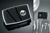 Kuryakyn Zombie   Brake Pedal Pad for Road Kings & Harley FL/Dressers