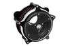 Roland Sands Design Clarity Air Cleaner for '99-17 Twin Cam (Excludes 08-17 FLH, FLT; 16-17 FLSTFS, FLSS ) -Contrast Cut