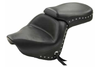 Mustang One-Piece Wide Touring Seat for Vulcan 900 '06-up Studded