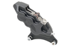 """Performance Machine Six-Piston Front Calipers for Certain H-D Models Starting in '84 for use with 11.5"""" Rotors (112 x 6B calipers) -Black Ops, Right Caliper"""