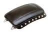 Mustang  Thin Rear Seat  for Springer Classic '06-07  & Heritage Classic '07-15  (with Standard Rear Tire) -Studded