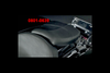 Danny Gray Speedcradle Optional Pillion Pad for Harley Davidson Touring Models - Plain Smooth