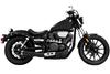 Freedom Performance  4.5-inch Outlaw Slip-On Muffller for Bolt Models  -Chrome/Chrome Tip   (Shown in Black/Black Tip)