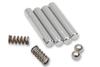 Drag Specialties Passenger Floorboard Pivot Pin Kit for Certain Softail Models