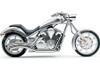 Cobra Speedster Swept Exhaust for Honda Fury 1300 '10