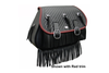 Boss Bags #32 for Dyna '94-up Braided w/ Conchos & Fringe