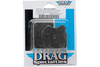 Drag Specialties REAR Semi Metallic Brake Pads for '08-17 FXD,FXDF,FXDWG,FXDB,FXDL OEM #42298-08-Pair