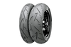 Continental Tires Conti Sport Attack 2 FRONT 120/60ZR-17 (55W) -Each