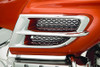 Show Chrome Chrome Side Fairing Accent Grille for GL1800 '01-10