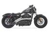 Bassani Sweeper Radius Exhaust for '14-up Sportster Models - Chrome
