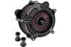Roland Sands Design Black OPS Turbine Air Cleaner for '08-16 FLT Models